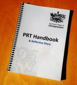 PRT handbook image