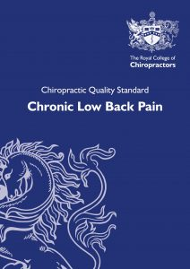 Chronic Low Back Pain Quality Standard long thumb
