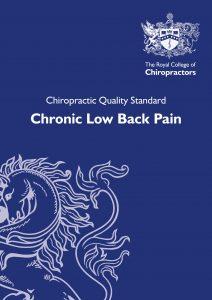 Chronic Low Back Pain Quality Standard long thumb