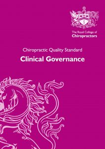 Clinical Governance Quality Standard long thumb