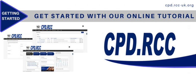 getting started, video, tutorial, introductory, cpd.rcc, cpd