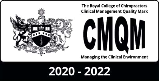 cmqm, royal college of chiropractors, quality awards