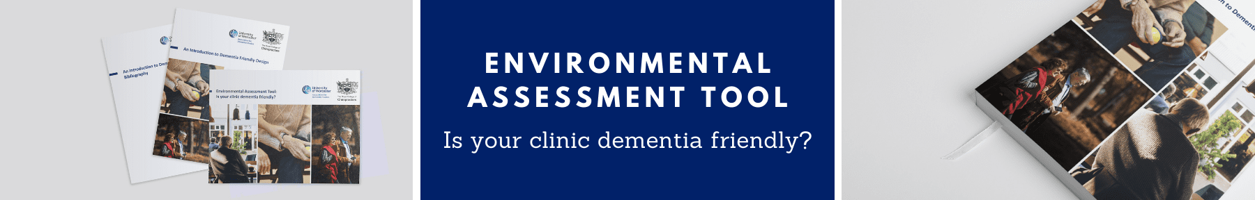 dementia friendly, assessment tool