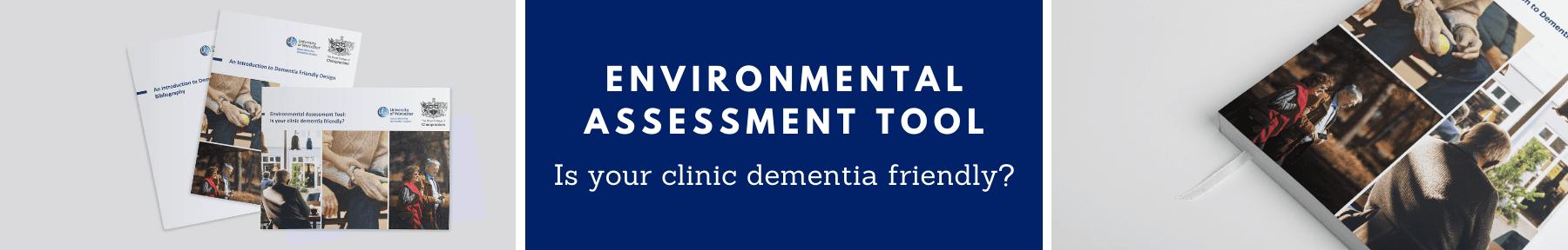 dementia friendly, assessment tool