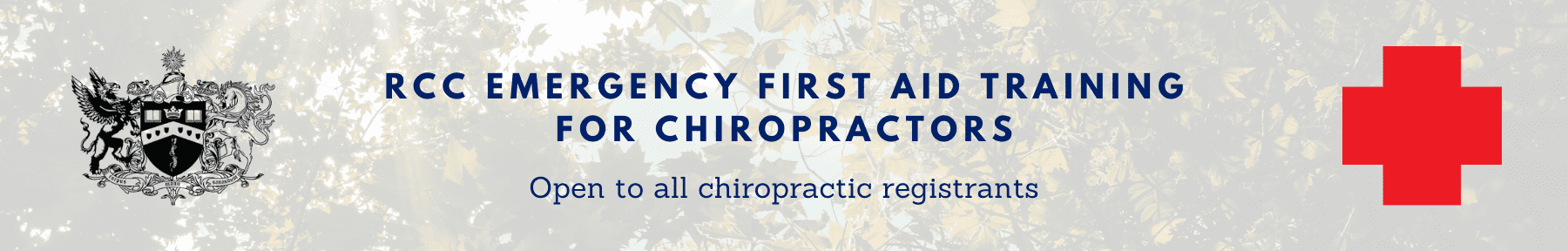 first aid training, emergency first aid, chiropractic first aid, uk, training