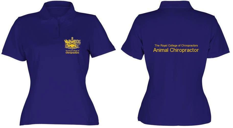 Animal faculty polo shirt