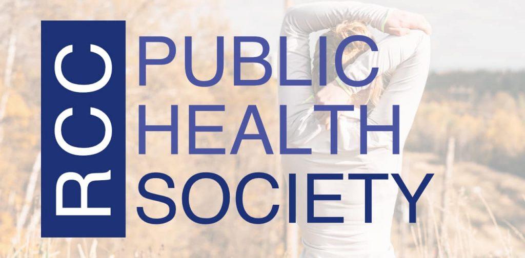 rcc public health society, public health, royal college of chiropractors, membership