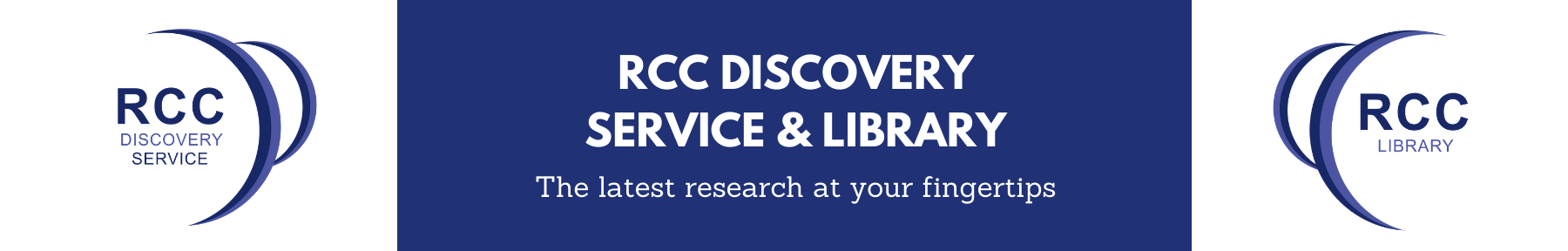 rcc discovery service, ebsco, published research