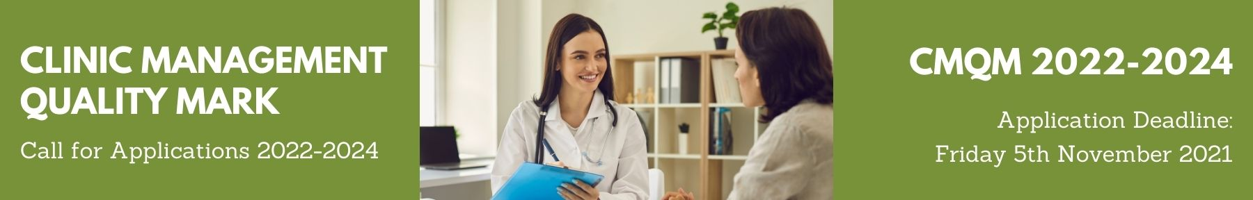 CMQM, clinical management, quality mark awards